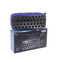 Портативная колонка Bluetooth NewRixing NR4011 blue