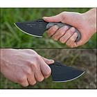 "Нож ""TOPS KNIVES Wolf Pup XL"", [019] Black, фото 2"