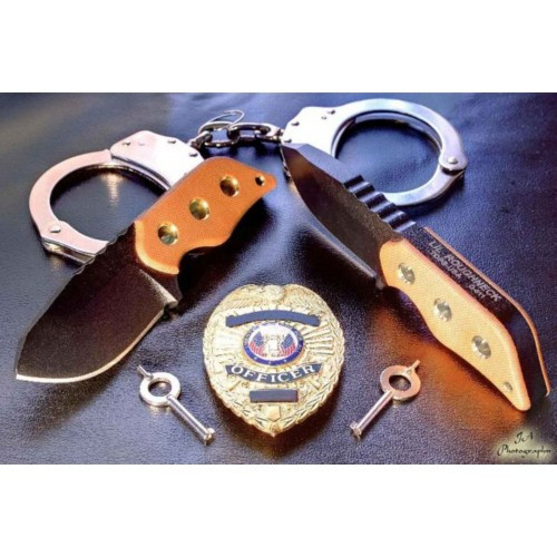 """Нож """"TOPS KNIVES Lil Roughneck"""", [170] Tan"""