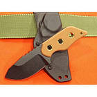 """Нож """"TOPS KNIVES Lil Roughneck"""", [170] Tan, фото 3"""