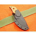 """Нож """"TOPS KNIVES Lil Roughneck"""", [170] Tan, фото 4"""