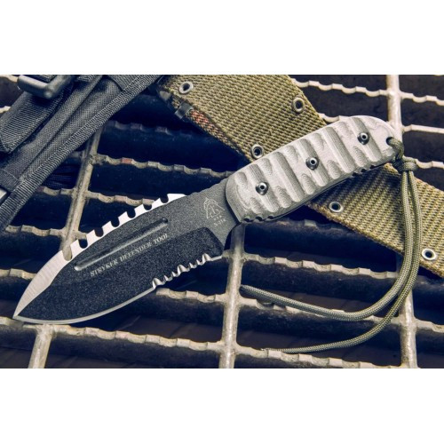 "Нож ""TOPS Knives Stryker Defender Tool"", [019] Black"