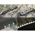 "Нож ""TOPS Knives Stryker Defender Tool"", [019] Black, фото 3"