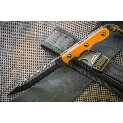 """Нож """"TOPS Knives Ranger Bootlegger 2"""", [120] Coyote"""