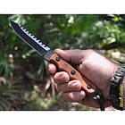 "Нож ""TOPS Knives Ranger Bootlegger 2"", [120] Coyote, фото 7"