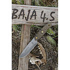 "Нож ""TOPS KNIVES Baja 4.5"", [182] Olive, фото 5"
