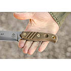 "Нож ""TOPS KNIVES Baja 4.5"", [182] Olive, фото 6"