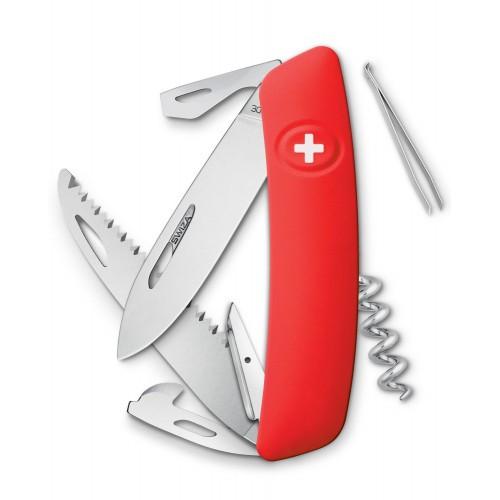 Нож Swiza D05, красный, [999] Multi