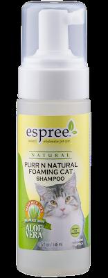 Шампунь для котов Espree Purr N Natural Cat Foaming Shampoo 150 мл