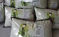 Подушка Зевс Zevs 50х70 см, наполнитель бамбуковое волокно