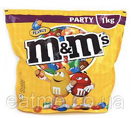 M&M's Peanut Шоколадное драже с арахисом