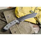 "Нож ""TOPS Knives Dart Fixed Blade Knife 5160 Steel"", [019] Black, фото 2"