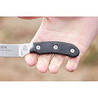 "Нож ""TOPS KNIVES Bird and Trout Knife"", [019] Black, фото 8"
