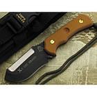 "Нож ""TOPS KNIVES Xcest Bravo"" (набор выживания в подарок!), [120] Coyote, фото 4"