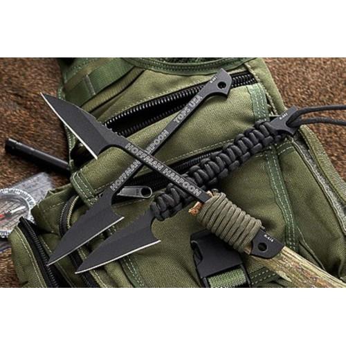 "Нож ""TOPS Knives Hoffman Harpoon"", [019] Black"