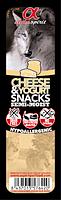 Лакомство для собак Alpha Spirit Snacks Cheese & Yogurt 35 г