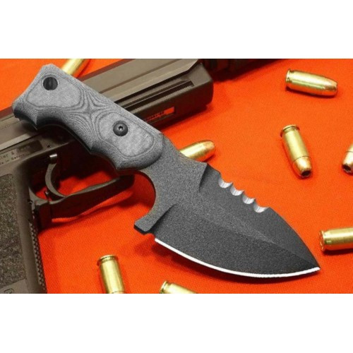 "Нож ""TOPS KNIVES M1 Midget"", [019] Black"