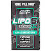 Lipo-6 Жиросжигатель Blac Hers Ultra concentrate Nutrex 60 кап