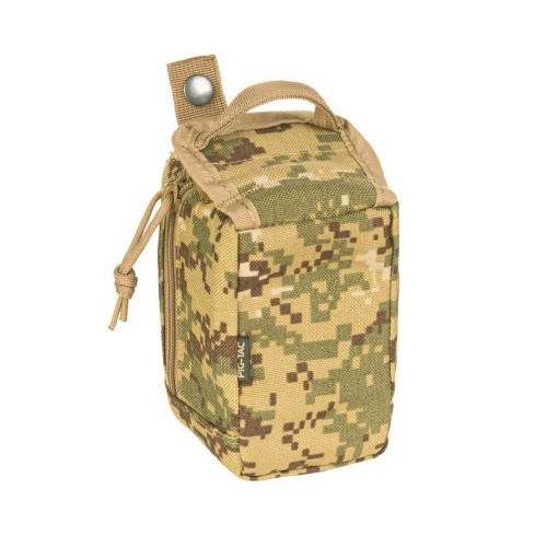 "Подсумок-Аптечка MOLLE ""PMP-S"" (Personal Medical Pouch Small), [1307] SOCOM camo"