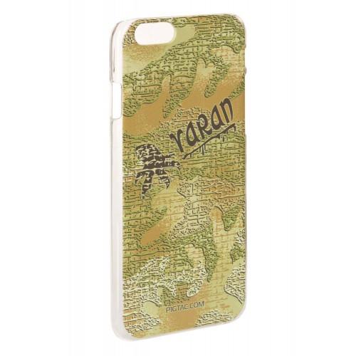 """Чехол пластиковый для мобильного телефона Iphone 6/6s """"P1GTac Varan"""", [1337] Varan camo Pat.31143/31140"""