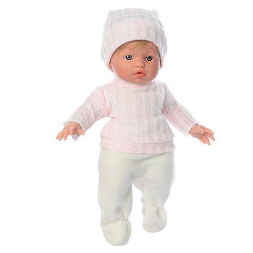 Кукла мягконабивная в костюмчике D`Nenes  52121