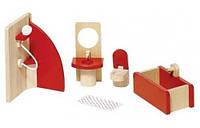 Набор для кукол Мебель для ванной, Goki