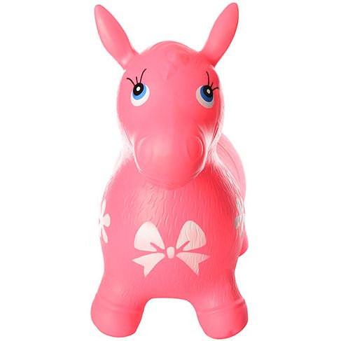 Прыгун-лошадка MS 0372 (Розовый)