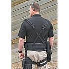 """Пояс тактичний розвантажувальний """"5.11 Tactical VTAC Brokos Belt"""", [019] Black, фото 5"""