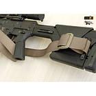 """Ремень полевой двухточечный для снайперской винтовки M.U.B.S.""""SRFS"""" (Sniper Rifle Field Sling), [1174] Coyote Brown, фото 3"""