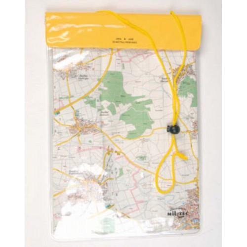 Кошелек нагрудный непромокаемый 260X350 MM, [1360] Желтый