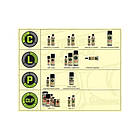 """Засіб універсальний OTIS Bio CLP """"3-в-1"""" для чищення, змащення і зберігання зброї, 59 мл, [999] Multi, фото 3"""