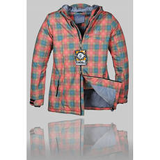 Женская зимняя горнолыжная куртка Volcom (G-4)