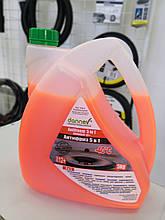 Антифриз Dannev Antifreeze Oransje 12+ -40С 5 л