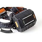"""Фонарь тактический налобный """"5.11 S+R™ H6 Tactical Headlamp"""", [019] Black, фото 2"""