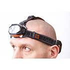 """Фонарь тактический налобный """"5.11 S+R™ H6 Tactical Headlamp"""", [019] Black, фото 4"""