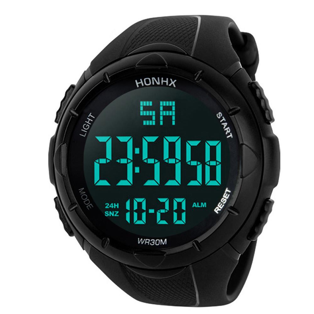 """Стильні спортивні електронні чоловічі годинники """"Sport watch"""""""