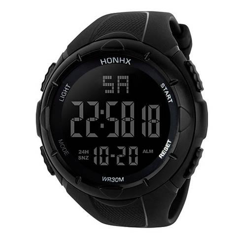 """Стильні спортивні електронні чоловічі годинники """"Sport watch"""", фото 2"""