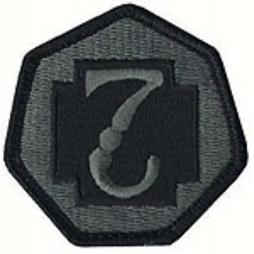 Шеврон US Army 7th Medical Command, [999] Multi