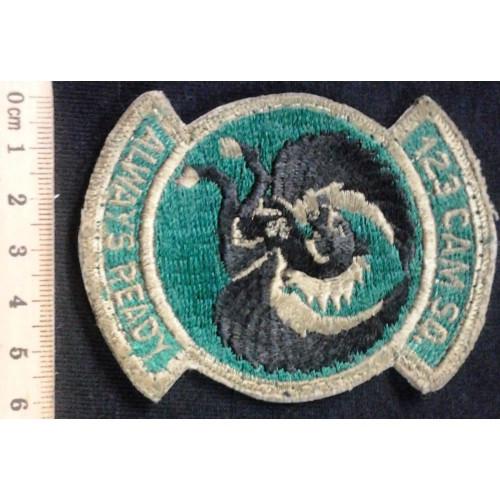 Шеврон AF 123 CAM SQ, [999] Multi