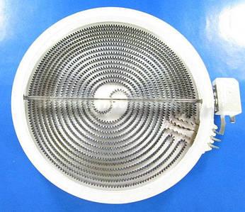 Конфорка для стеклокерамики 1700/900W, D- 170/120 mm