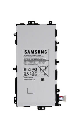 Аккумулятор (Батарея) для Samsung N5100 Galaxy Note SP3770E1H (4600 mAh), фото 2