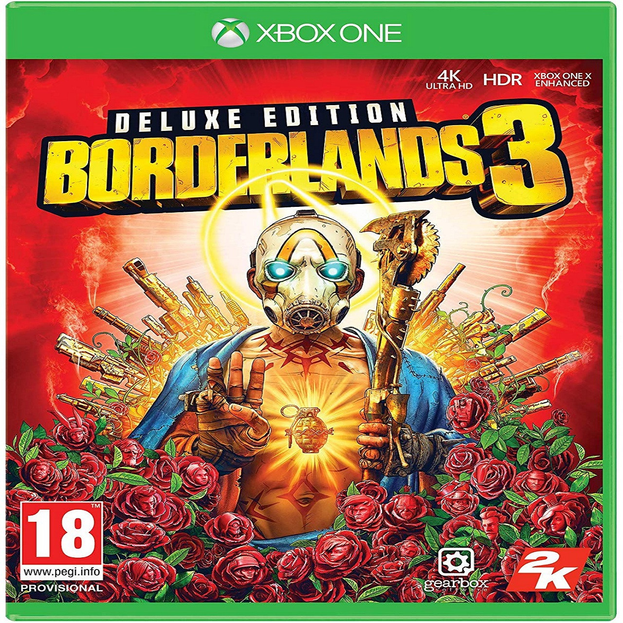 Borderlands 3 RUS Xbox One  (NEW)