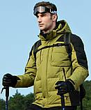Playboy Мужской спортивный пуховик плейбой парка, фото 8