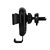 Автомобильный универсальный держатель Remax Wireless Charging RM-C38 Black, фото 3