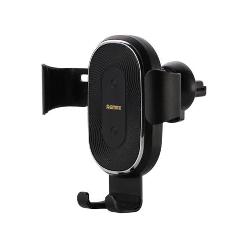 Автомобильный универсальный держатель Remax Wireless Charging RM-C38 Black