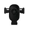 Автомобильный универсальный держатель Remax Wireless Charging RM-C38 Black, фото 4