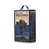 Автомобильный универсальный держатель Remax Wireless Charging RM-C38 Black, фото 5