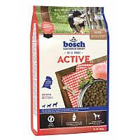 Сухой корм Bosch Active для собак 15 кг