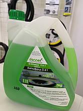 Антифриз Dannev Antifreeze Grønn 11 -40 С 5 л