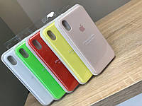 Чехол Apple Silicone Case original Iphone Xs Max